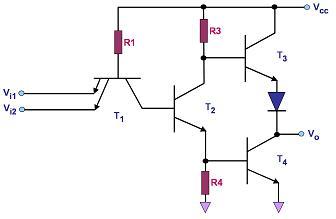 transistor-transistor logic  ttl